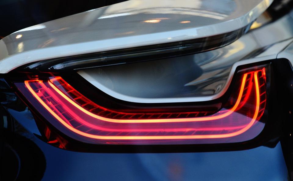 Free Photo Vehicle Sports Car Dare I8 Back Light Bmw Speed Max Pixel