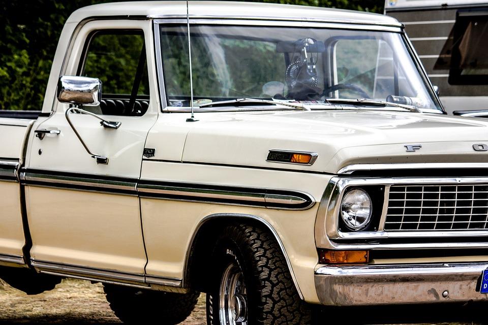 Auto, Vehicle, Transport System, Wheel, Classic, Pickup