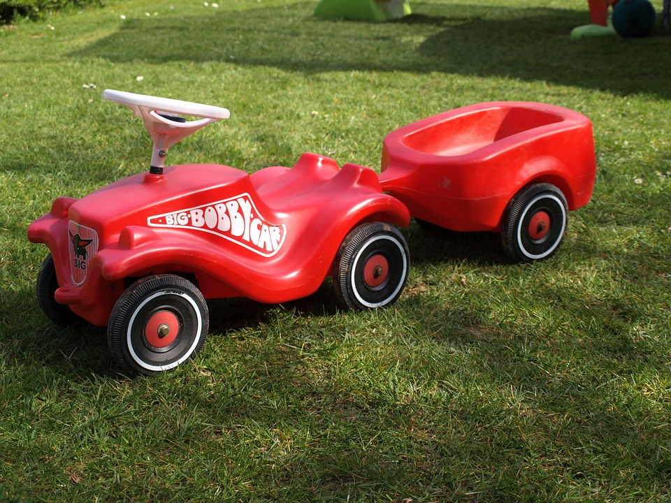 Bobby Car, Children's Vehicles, Play Outside, Vehicles