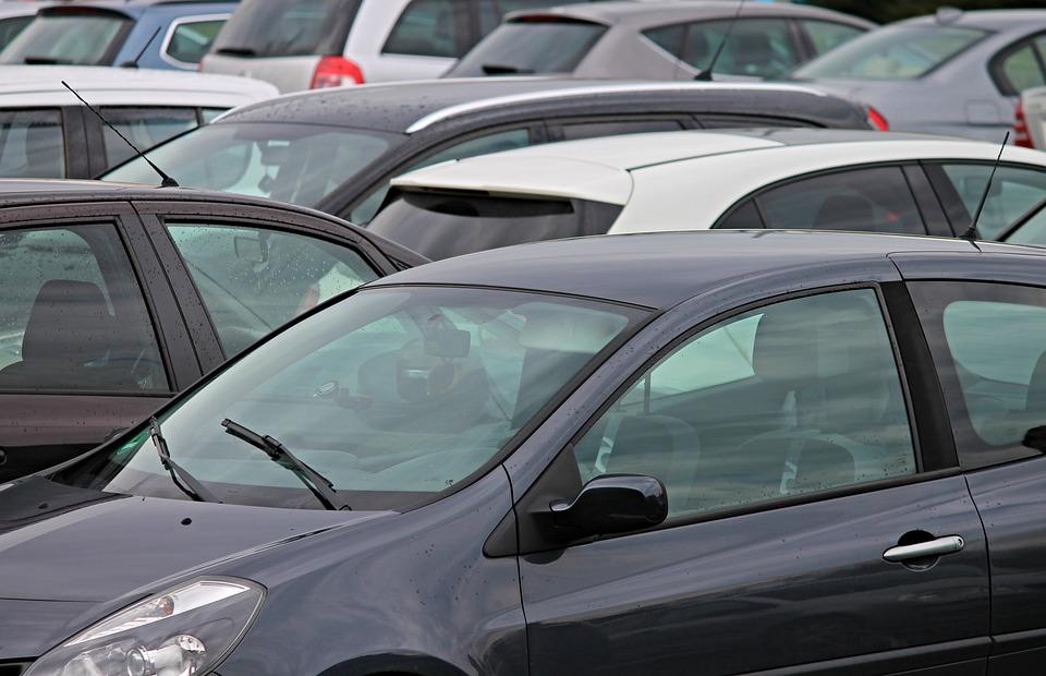 Autos, Parking, Park, Vehicles, Traffic, City