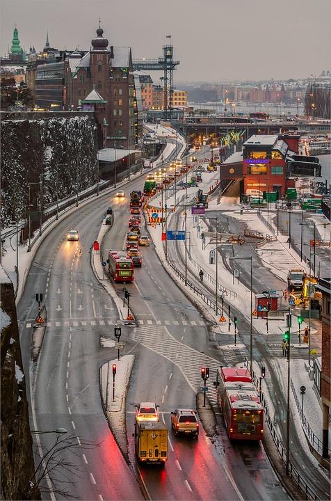 Cars, Vehicles, Traffic, Road, Street, Highway, Urban