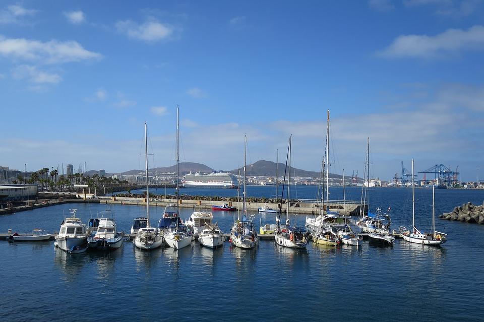 Las-palmas, Gran Canaria, Canary Islands, City, Venet