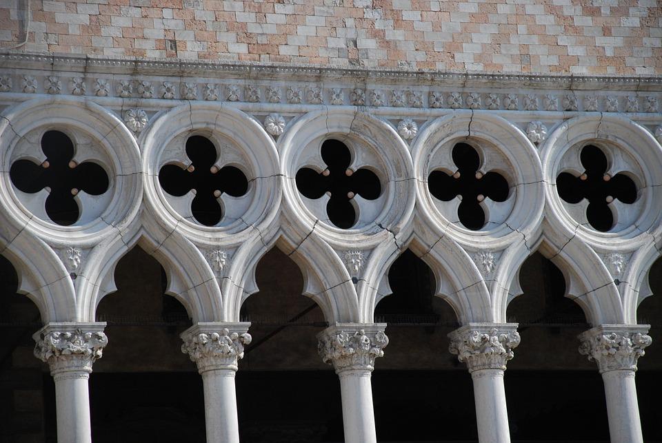 Architecture, Venice, Veneto