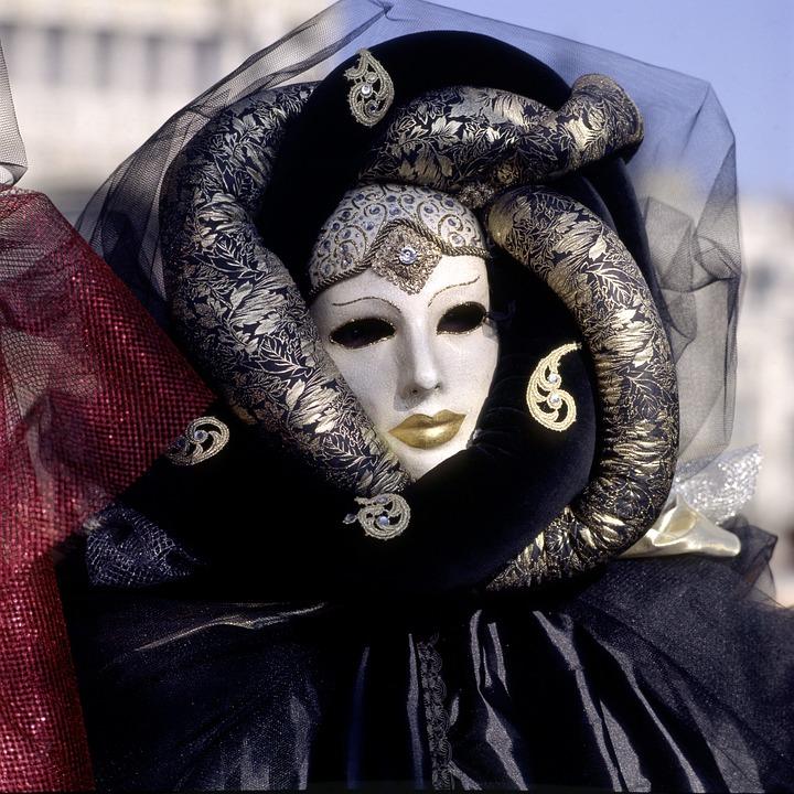 free photo venezia italy venice carnival venetian mask mask max pixel