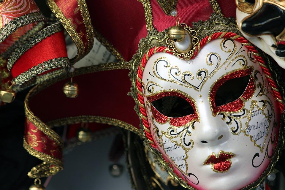 free photo venezia mask venice italy carnival costume max pixel