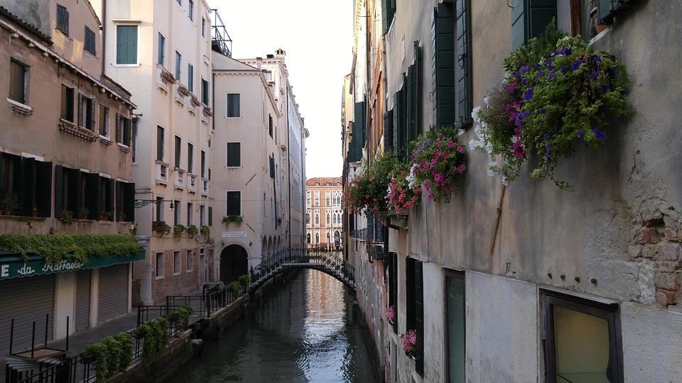 Venice, Venezia, Canal