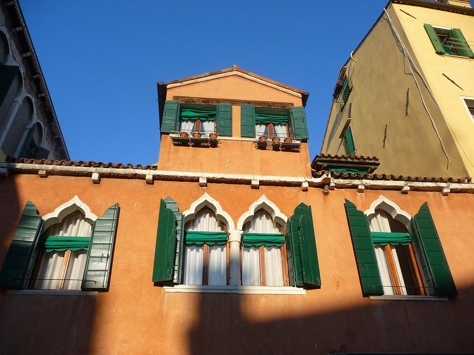 Venice, Architecture, Facades, Italy