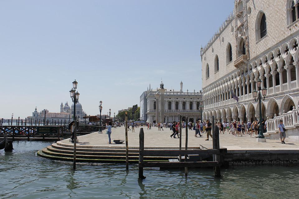 Lagoon Venice, Venice, Boot