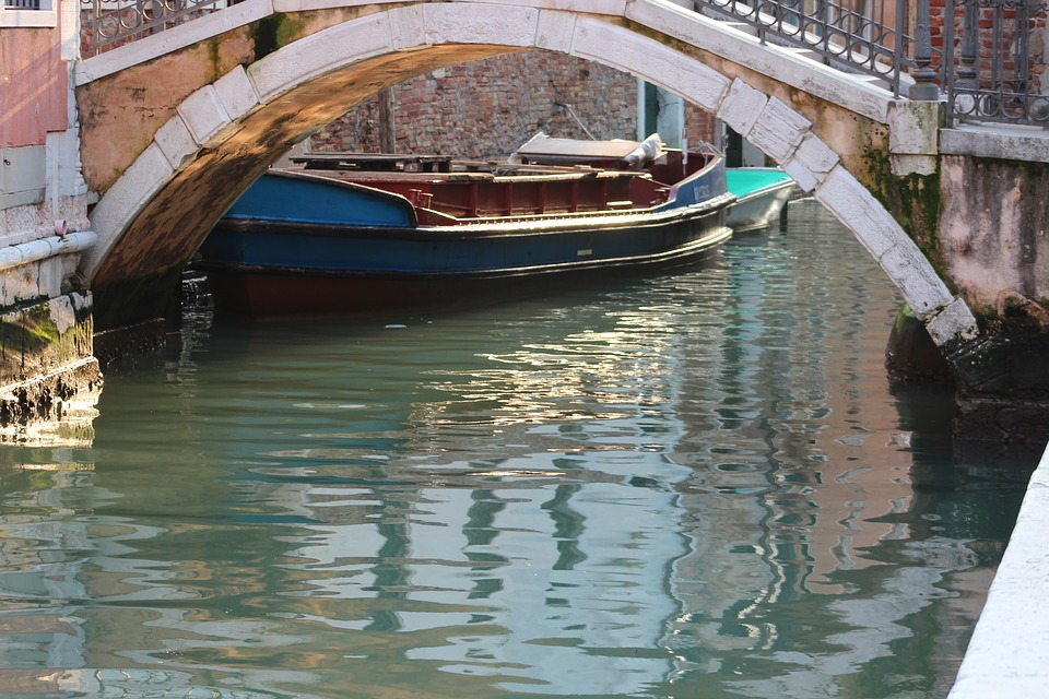 Venice, Canal, Italy, Boat, Travel, Water, Tourism