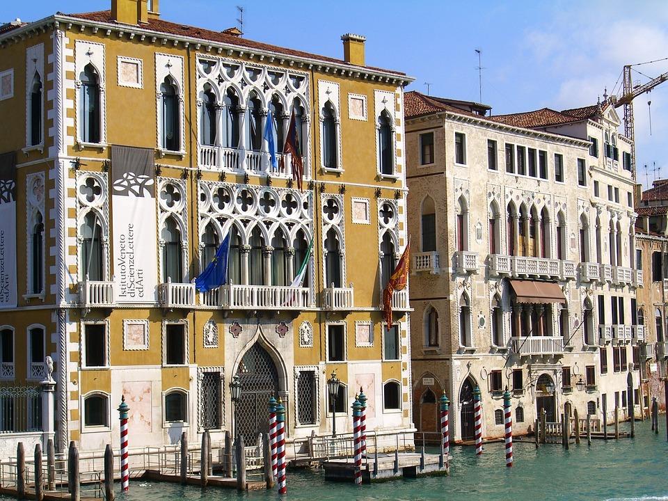 Venice, Canale Grande, Italy