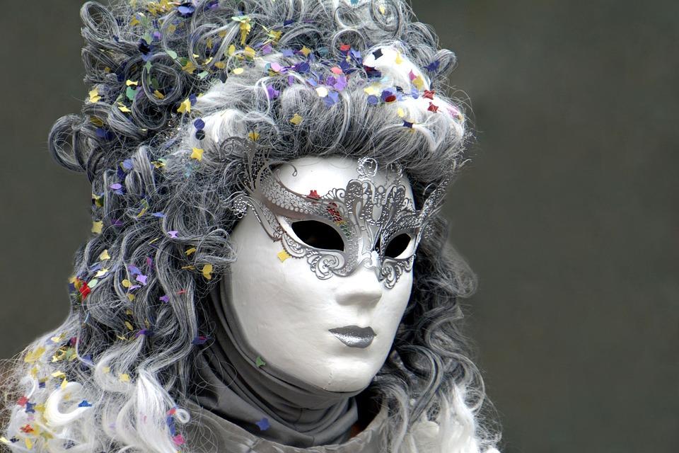 Venice, Carnival, Mask, Celebration, Masquerade