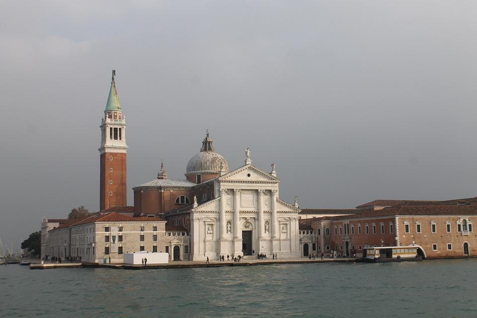Venice, Channels, Grey, Giudecca