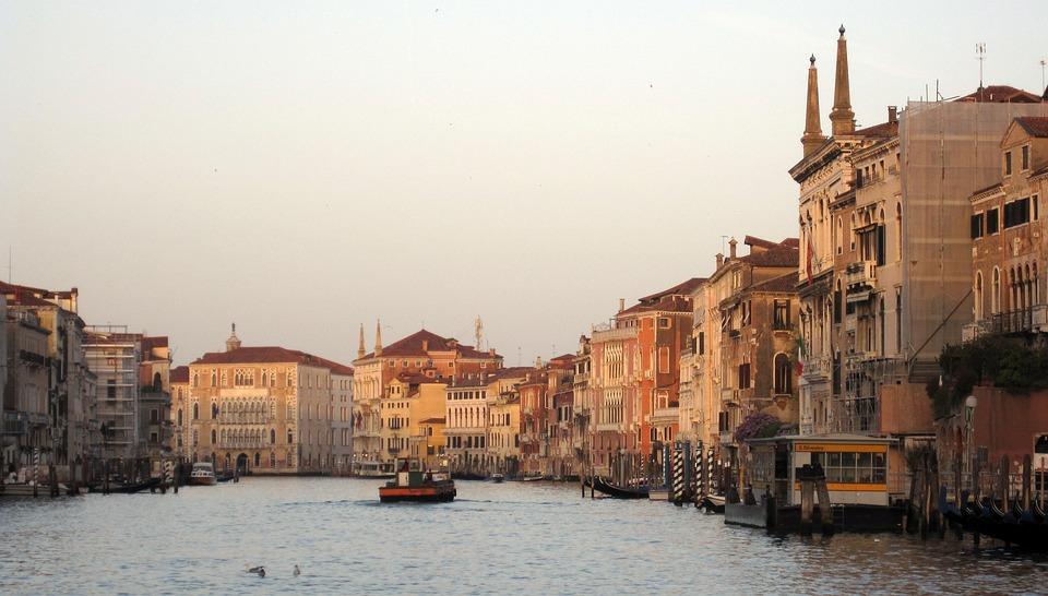 Venice, Grand Canal, Travel, Italy, European