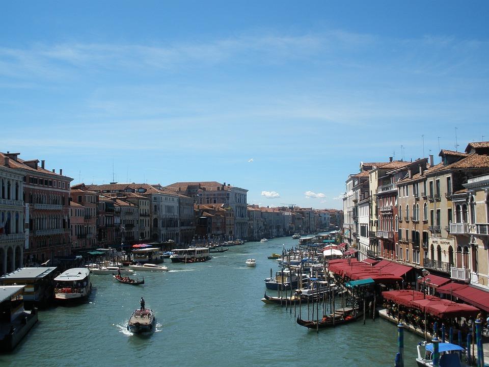 Venice, Water, Canale Grande, Small Venice
