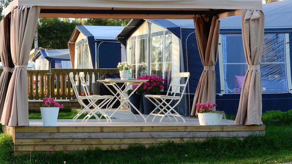 Camping, Veranda, Garden Furniture, Pergola