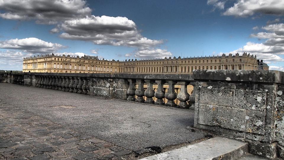 Versailles, Castle, Paris, Places Of Interest