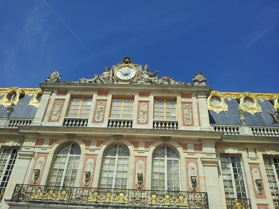 Versailles, Castle, Sun King, The Castle Of Versailles