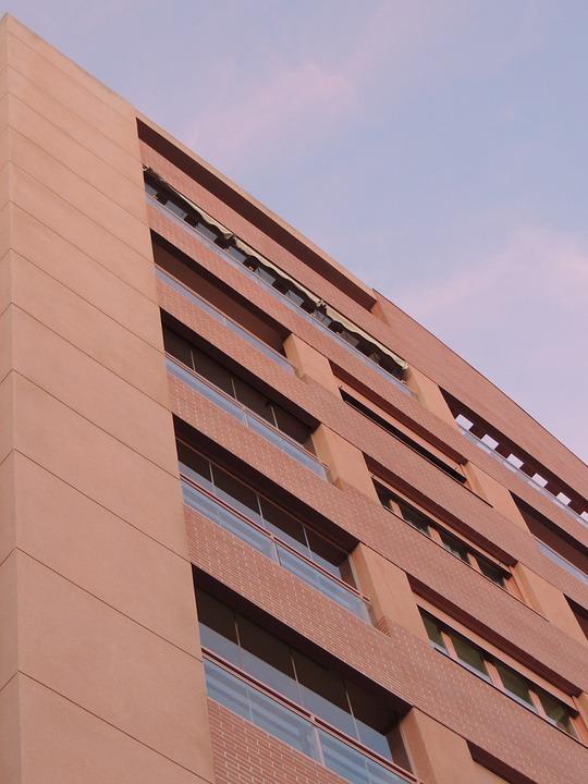 Building, Perspective, Architecture, Sky, Vertigo