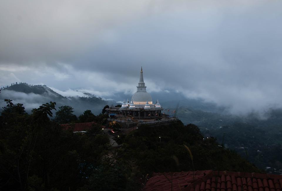 Vesak, Lantern, Buddha's Birthday, Buddhism, Temple