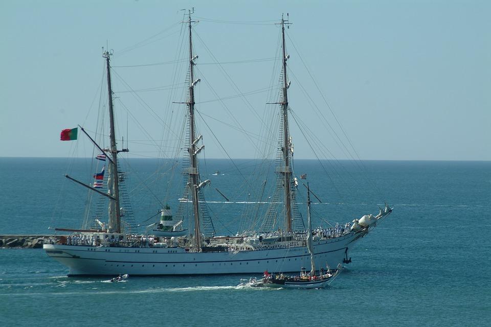 Vessel Boat Mar Sail Sailboat Wooden