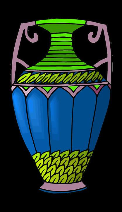 Container, Jar, Jug, Pot, Pottery, Vase, Vessel