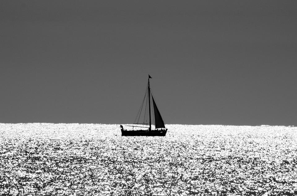 Boat, Sailboat, Sail, Sea, Nature, Vessel, Ocean