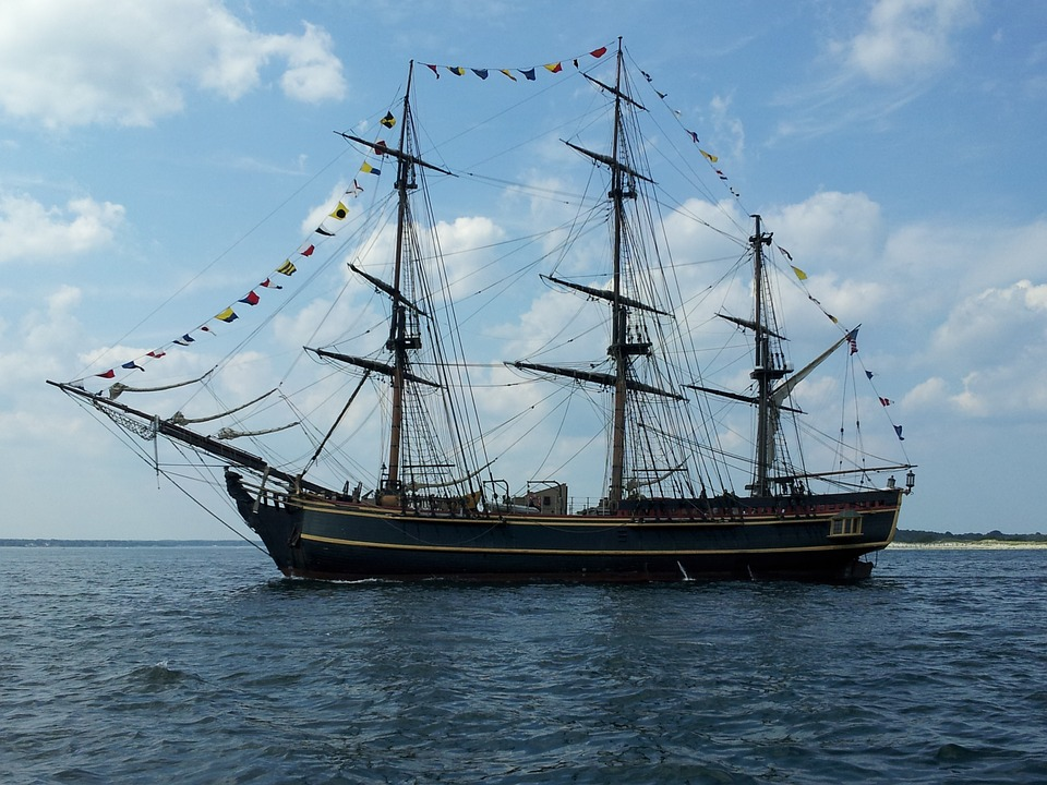 Sailboat, Ship, Sea, Travel, Nautical, Yacht, Vessel