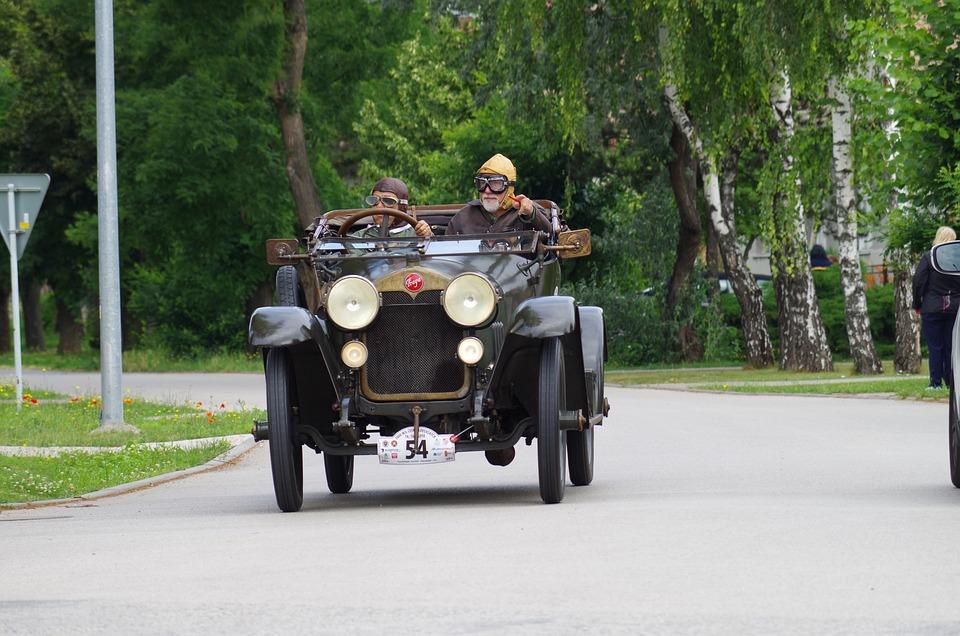 Free photo Veteran History Historical Cars Car Old Past - Max Pixel