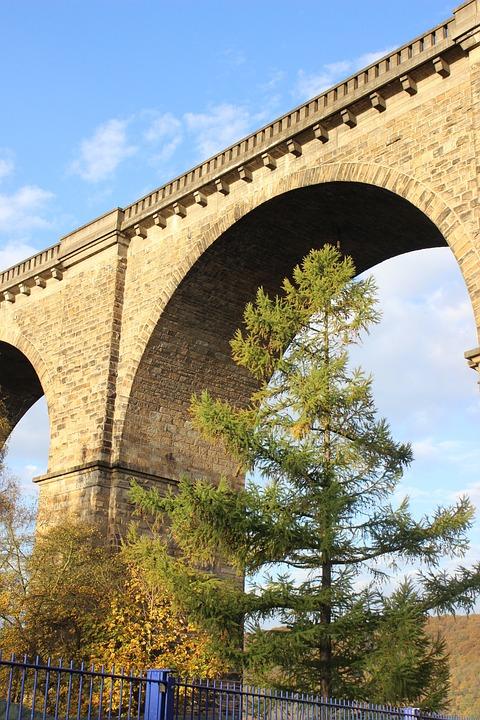 Bridge, Viaduct, Old Bridge, Historically