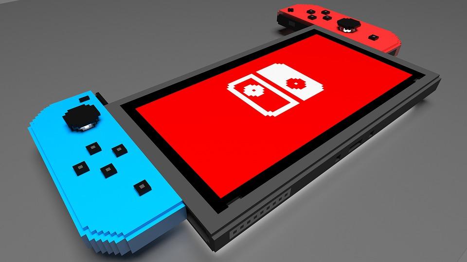 Nintendo, Nintendo Switch, Console, Videogame, Gamer
