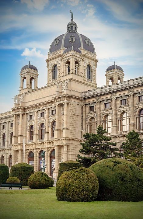 Kunsthistorisches Museum, Vienna, Austria, Baroque