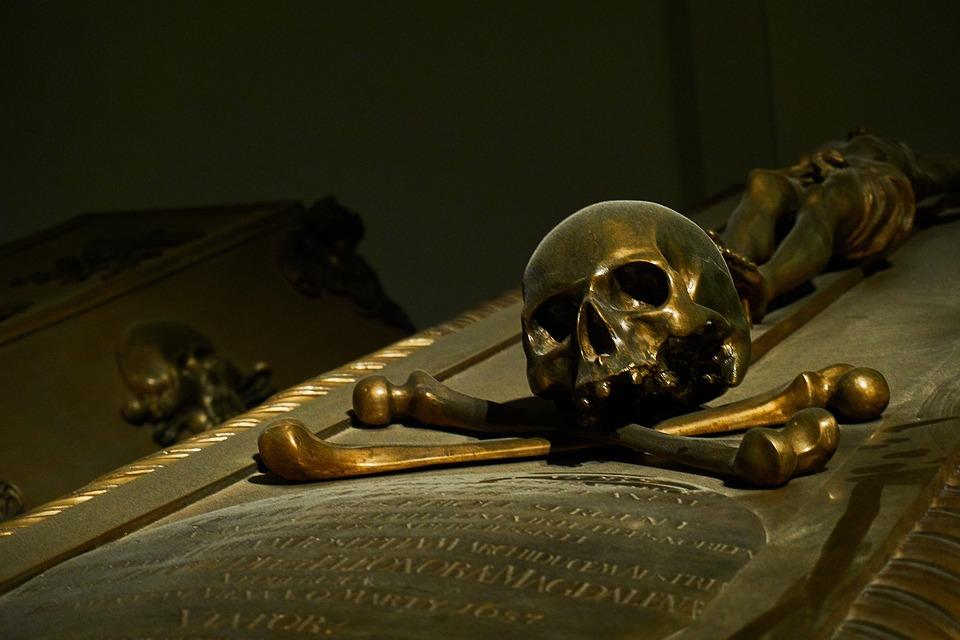 Austria, Vienna, Habsburg, Coffin, Funeral, Memory