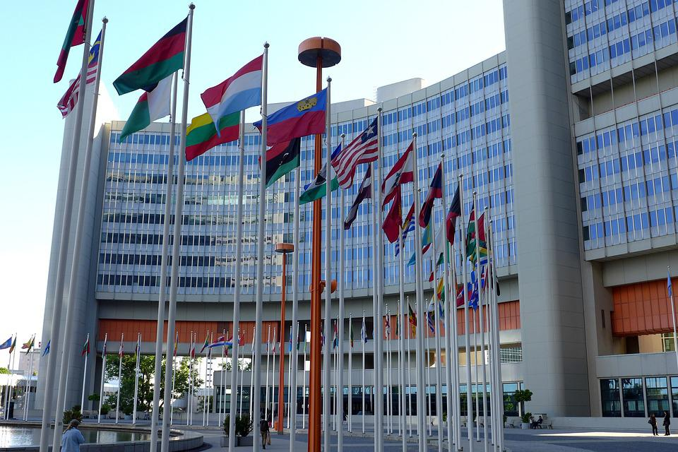 United Nations, Un, Vienna, Un City, Diplomats