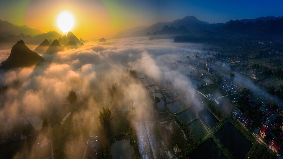 Vietnam, Landscape, Vietnam Landscape