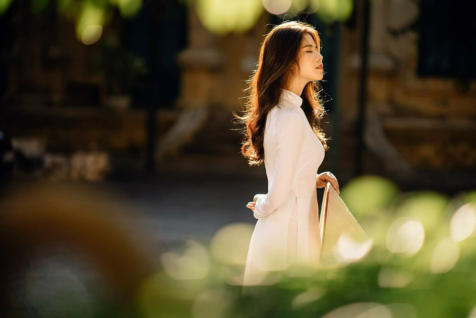 Ao Dai, Fashion, Woman, Vietnamese