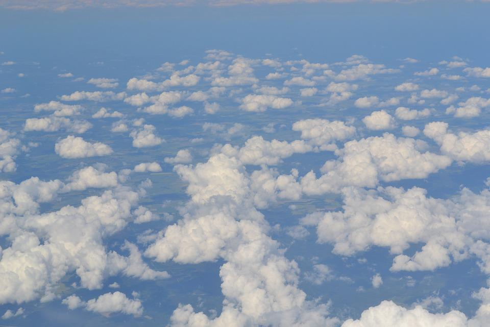 Sky, Clouds, Cloudy Sky, Landscape, View From The Top