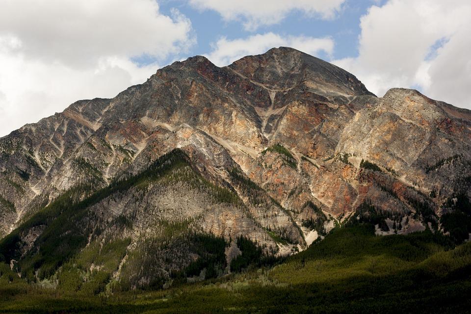 Mountain, Peak, Landscape, Nature, View, Rock, Sky