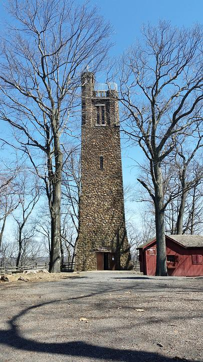 Tower, New Hope Nj, View