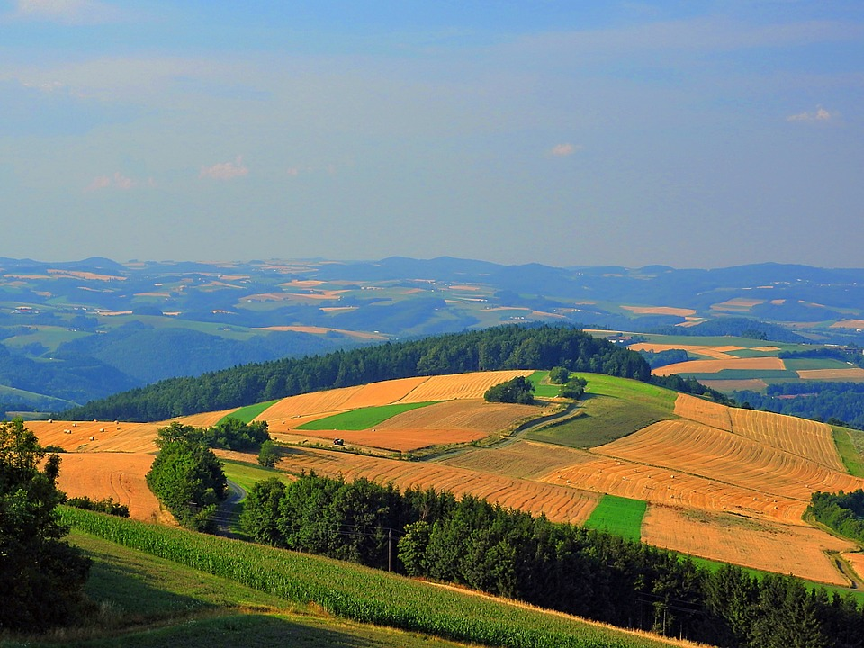 Outlook, Landscape, Distant View, View, Hill