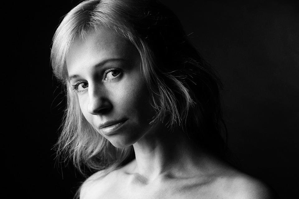Portrait, View, Girl, Krupnyj Plan, Eyes, Woman, Person