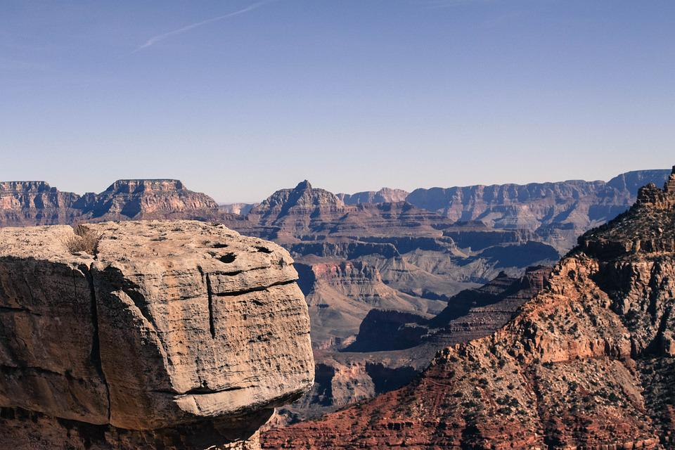 Grand Canyon, Outdoors, People, Views