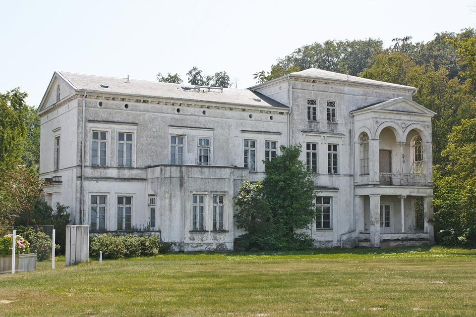 Heiligendamm, Villa, Facade