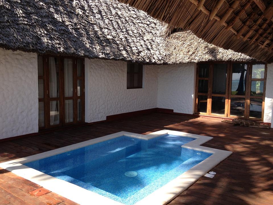Pool, Villa, Holiday, Water