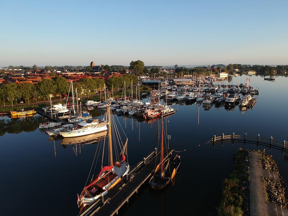 Body Of Water, Sea, Marina, Travel, Village, Aquatics