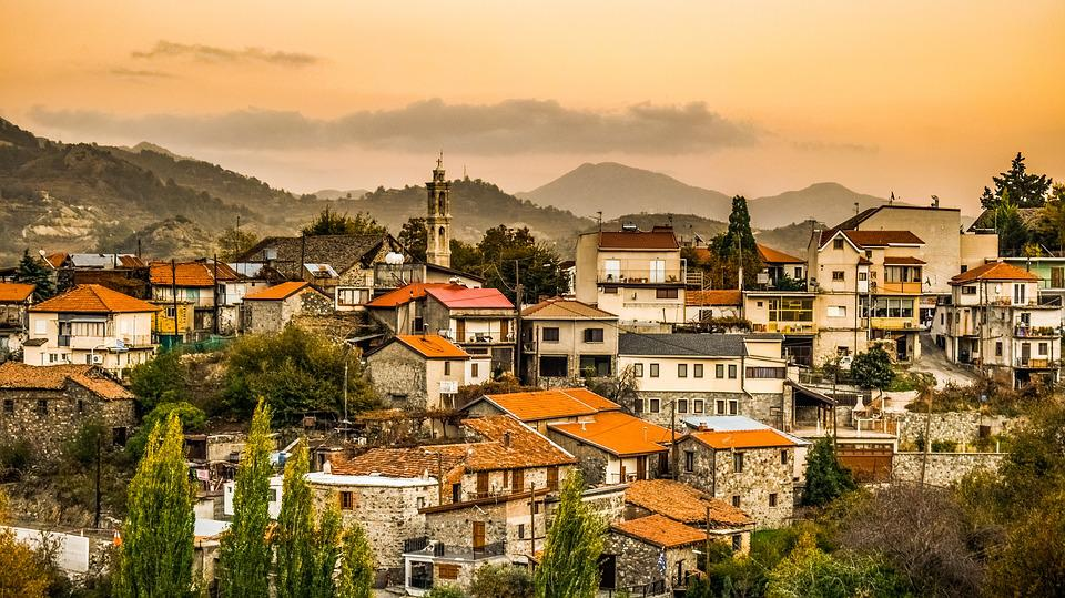 Village, Architecture, Houses, Traditional