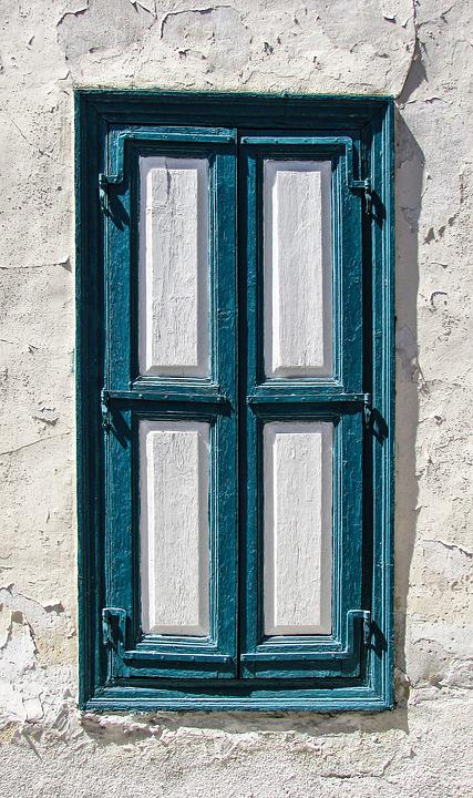 Window, Wooden, House, Old, Architecture, Wall, Village
