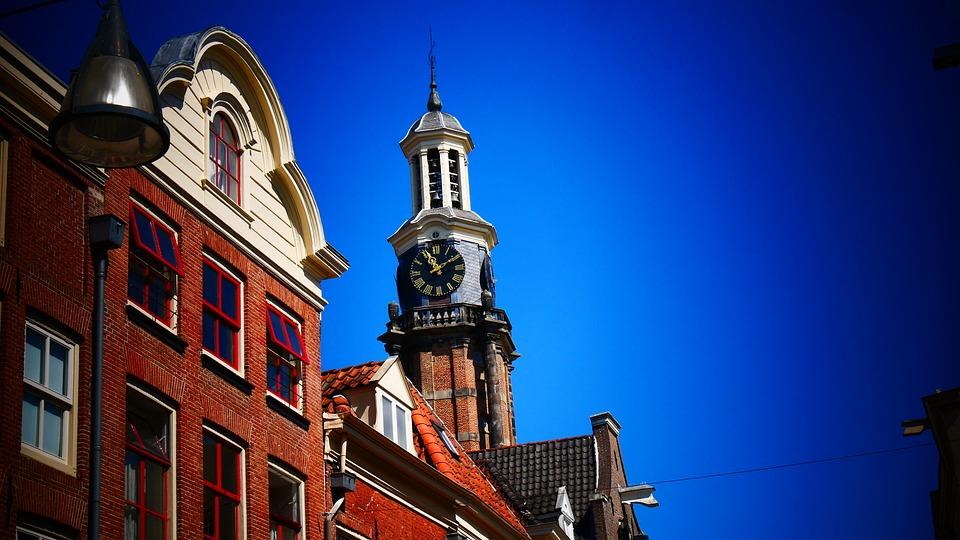 Zutphen, Village, Cityscape, Facade, Facades, Building