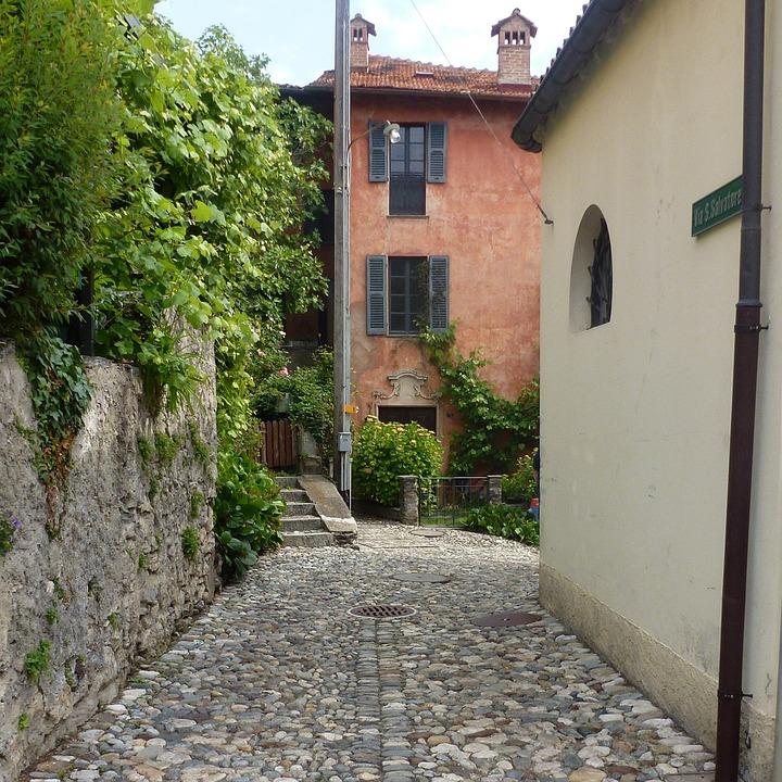 Ticino, Switzerland, Holiday, Ciona, Village