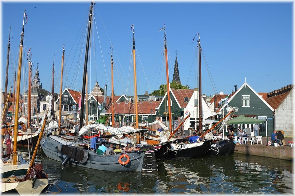 Marken, Monnickendam, Volendam, Village, Tradition
