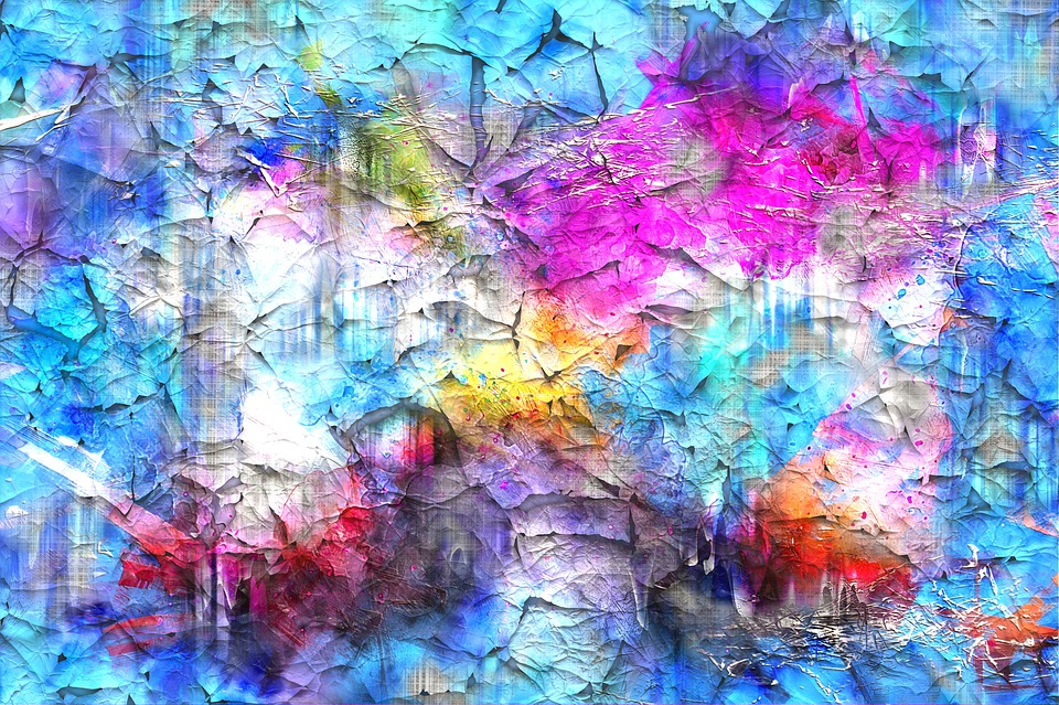 free photo vintage abstract crackle watercolor art background max